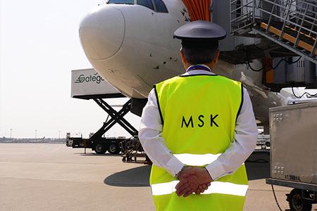 空港警備業務