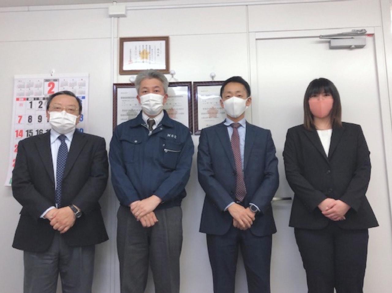 所沢営業所 2月1日オープン!!